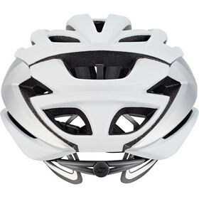 Giro Syntax Kask rowerowy, matte white/silver